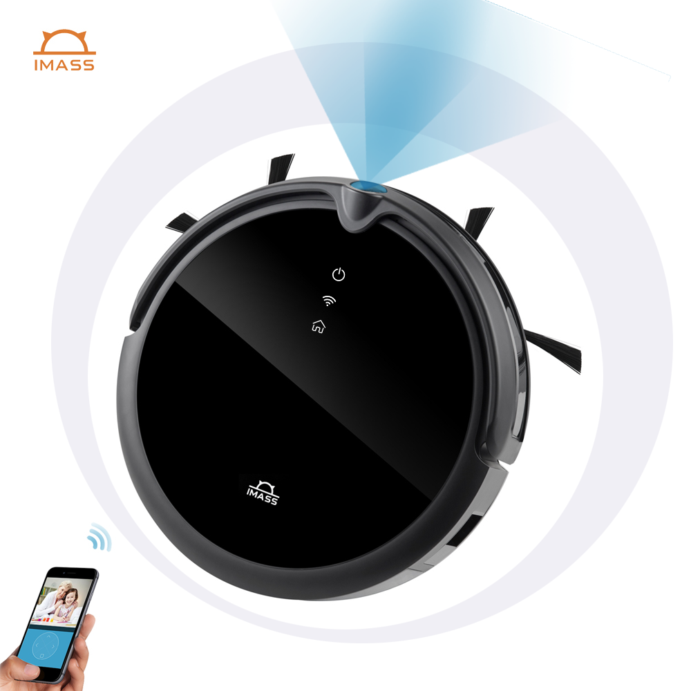 2020 pure clean automatic smart home robot vacuum cleanerautomaticmopping life 4-1for home/office userobot vacuum cleaner