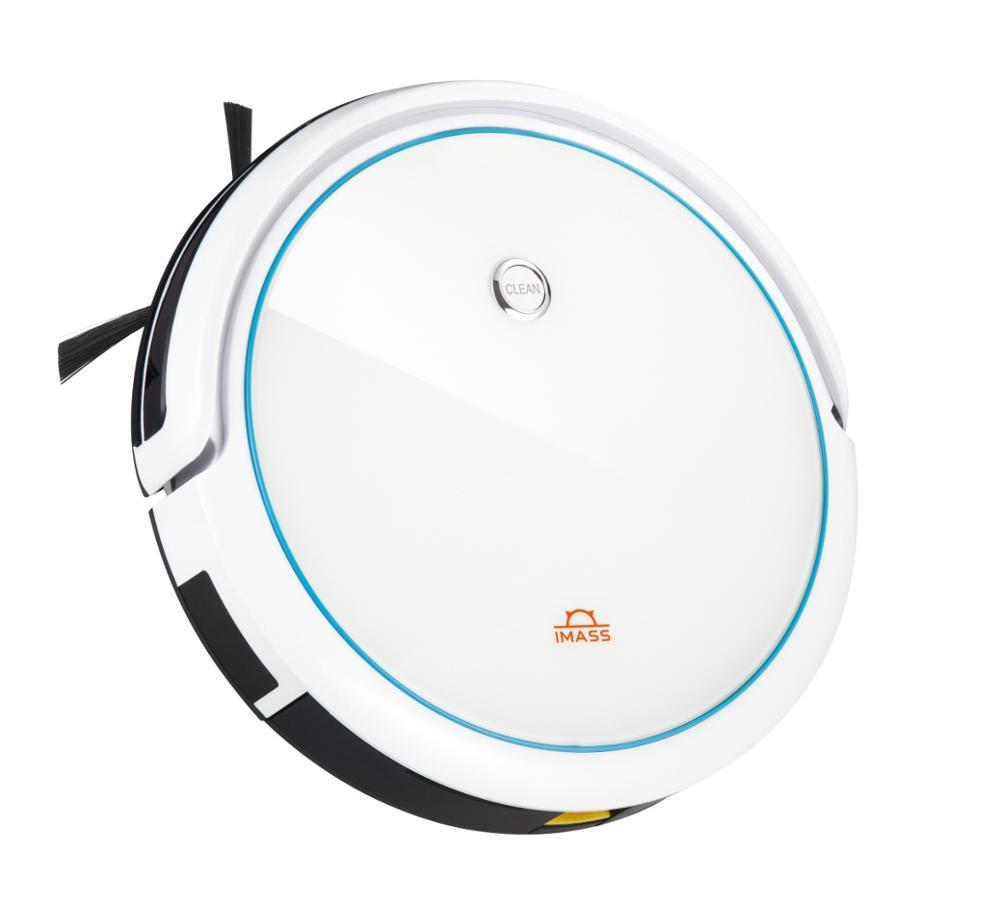 Smart Floor Surface Automatic Cleaning Robot for Home Office Use Wet and Dry Robotic Vacuum Cleaner