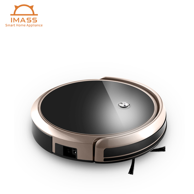 vacuum cleaner robot Silent Japanese Motor Tuya App Remote Control Automatic Industrial Robot Vacuum Cleaner