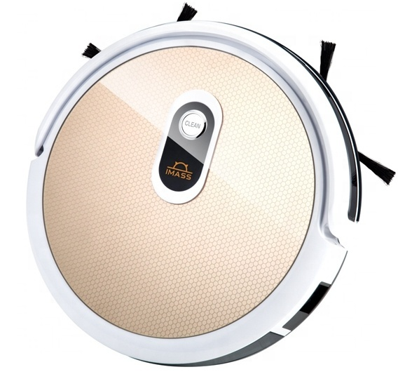 IMASS china hot sale home use 3 in 1 super floor dust cleaner robot vacuumautomatic cleaning robot