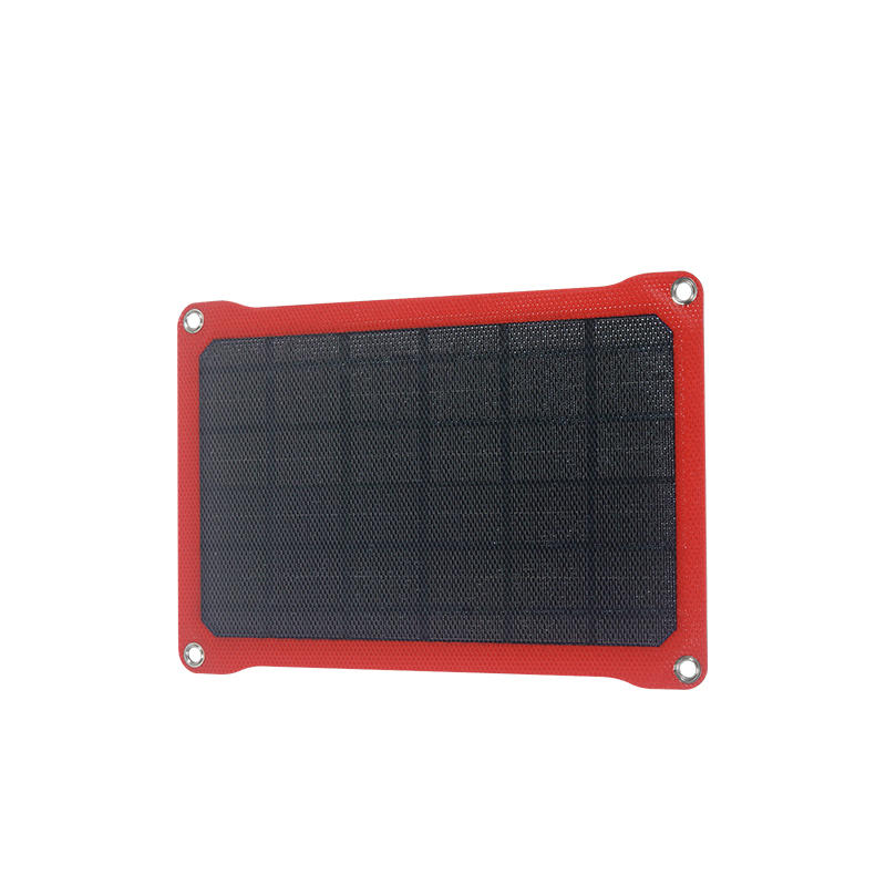 ALLTOP Newest technology OEM portable solar panels half cell waterproof sunscreen foldable solar panel