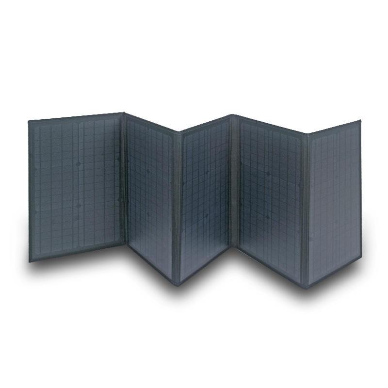 ALLTOP Efficient power generation 150 Watt Sunscreen Folding Portable Solar Panel