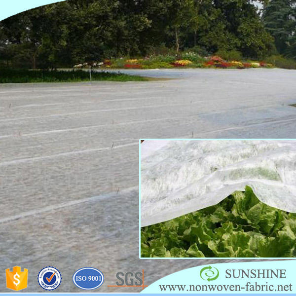 PP/Polypropylene spunbond agriculture nonwoven/non woven fabric for vegetable greenhouse, pp nonwoven fabric for weed control
