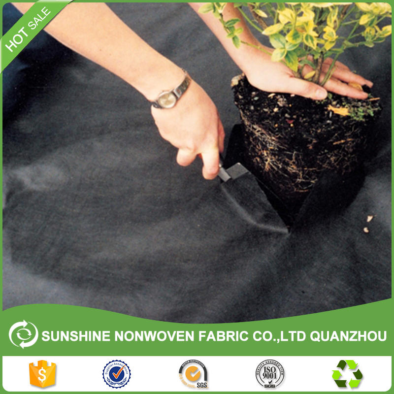 pp spunbond nonwoven fabric uv protection weed control fabric