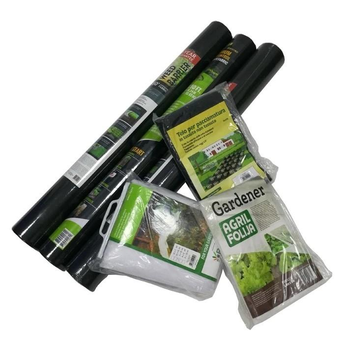 Agriculture weed control mat PP nonwoven fabric , garden plant cover non woven cover