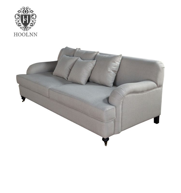 For Hotel French Pictures Wood Sofa Furniture