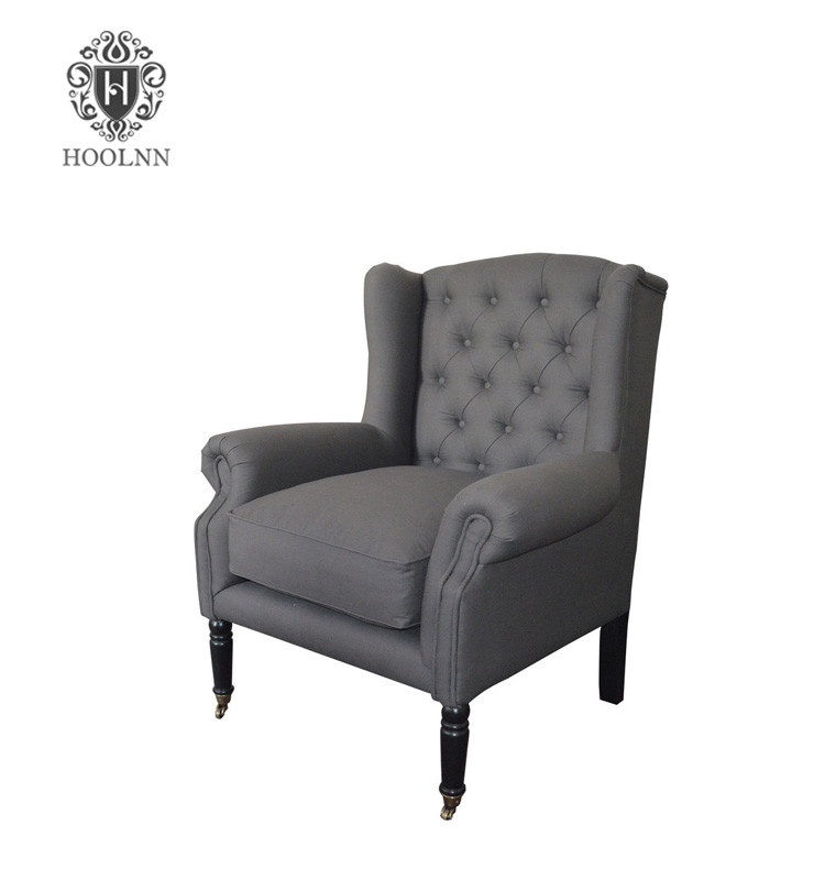 Wing Occasional Chair Accent Chair HL199-BF07