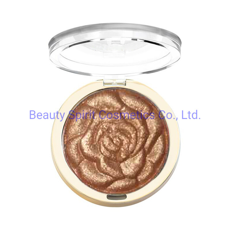 OEM Customized Cosmetics Makeup Kit Bronzer Palette Face Highlighter