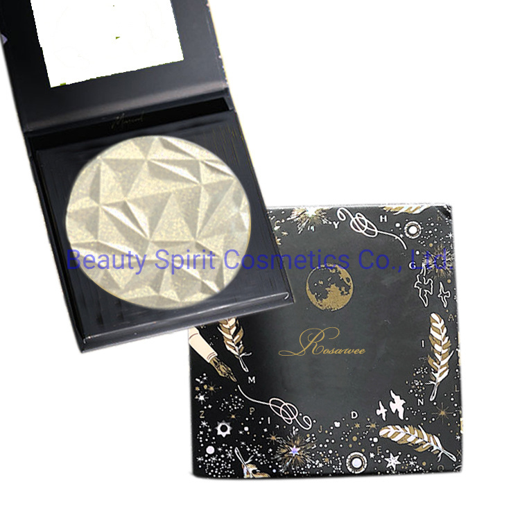 OEM Abh Quality Customized Cosmetics Bronzer Makeup Palette Face Highlighter
