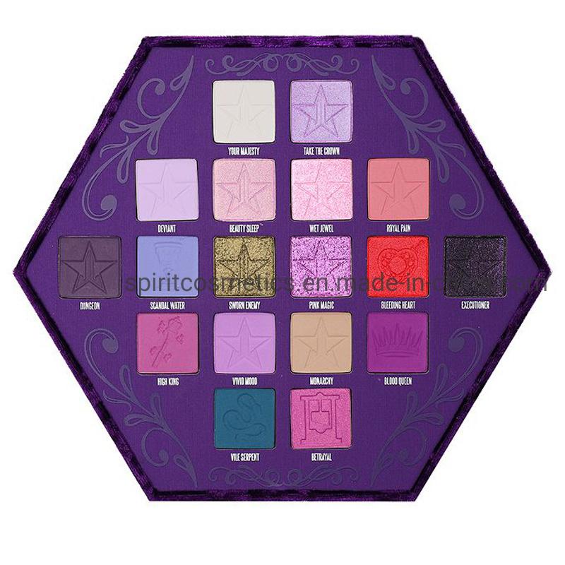 Top Brands High Quality Makeup Cosmetics Neon Eyeshadow Manufacturer