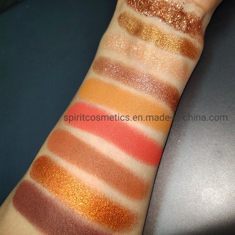 Top Brand Quality Makeup Neon Duochrome Eyeshadow Cosmetics Manufacturer