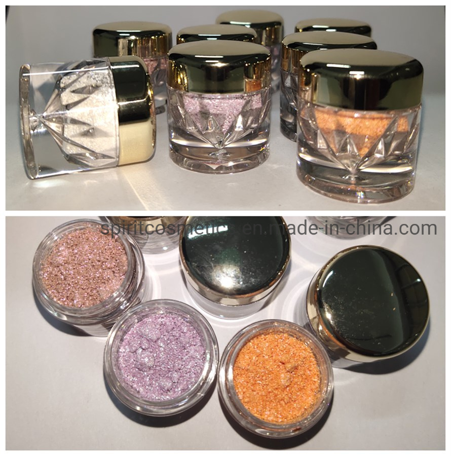 Top Brands Quality Loose Powder Duochrome Eyeshadow Highlighter Manufacturer