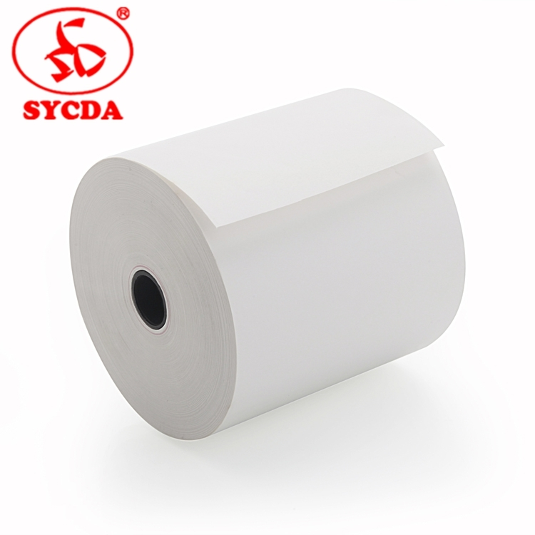 Good Quality Specialized Paper Thermal Cash Register Rolls POS Machine Pre-printed Thermal Roll 80*80