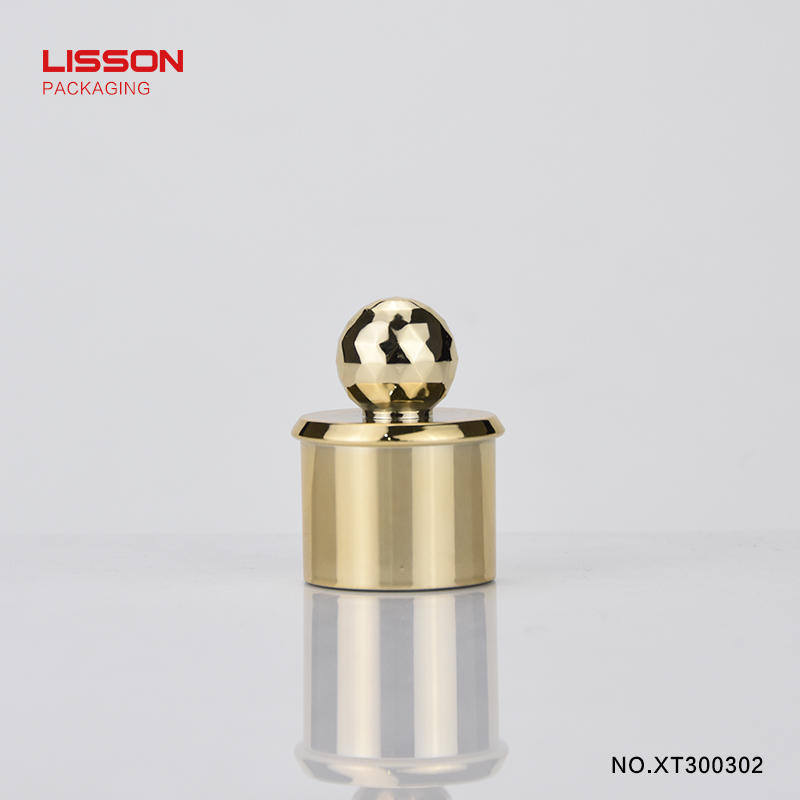 30ml PE Cosmetic Plastic Soft hand lotion recycle tubes packaging With Gold-Plated Screw Cap