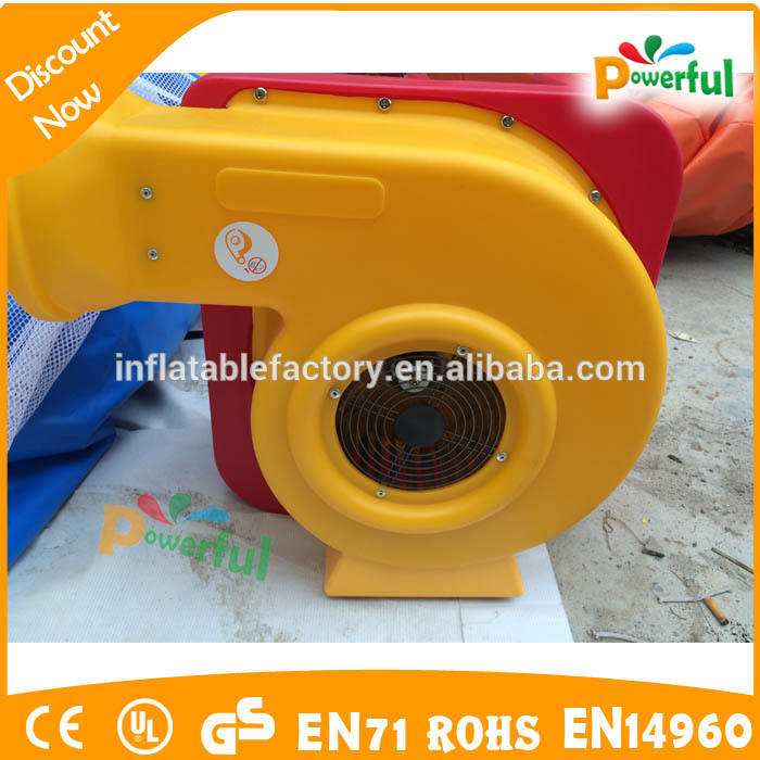 CE/UL certificates inflatable air blower for inflatables