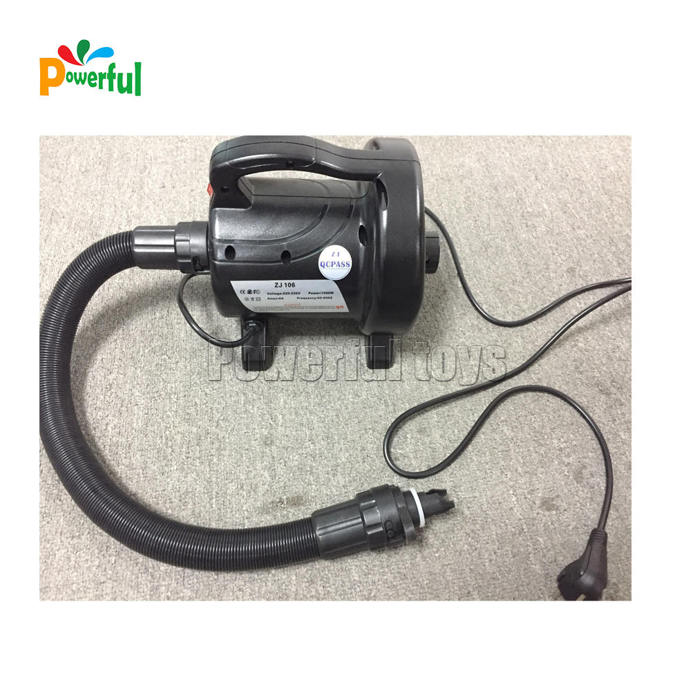 Inflatable Air Pump For air tight inflatable productFrom Powerful Toys