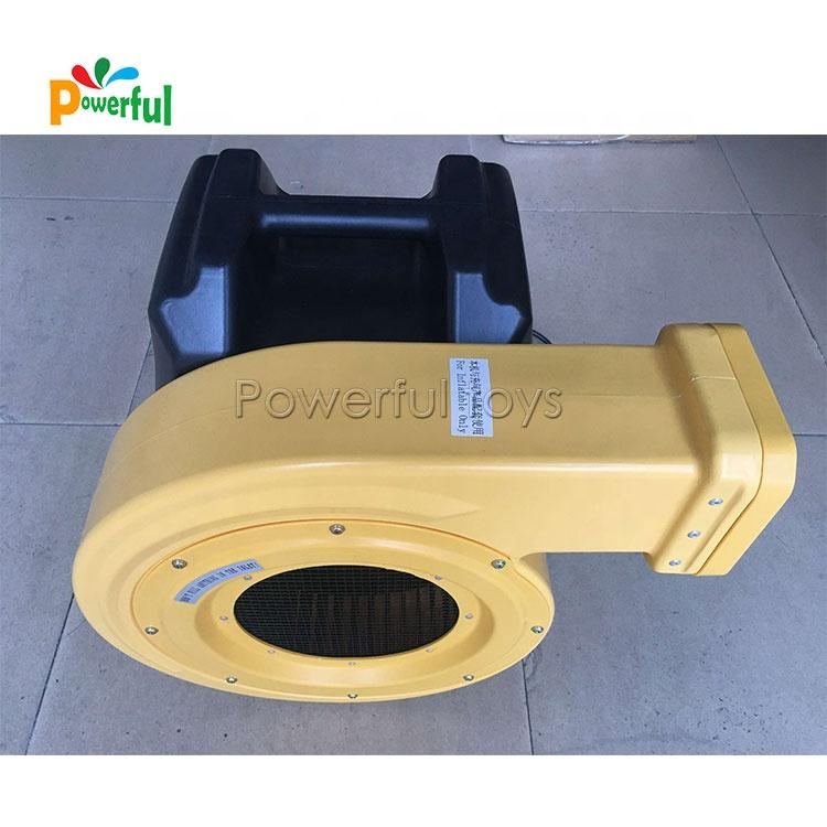 CE approved air blower for inflatable bouncy castle
