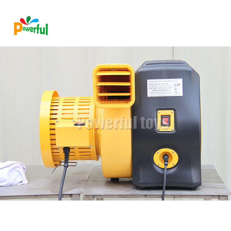 High quality air blower air heater for inflatable bouncer slide
