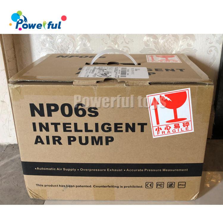 Inflatable air mattress pump portable electric air pump