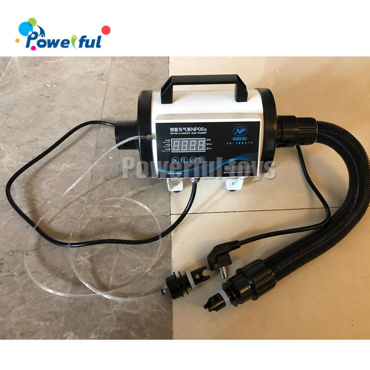 Ready to ship automatic air supplement blower automatic air pump