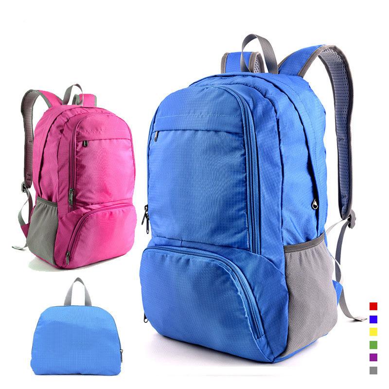 28L Light Weight waterproof Foldable Nylon Backpack