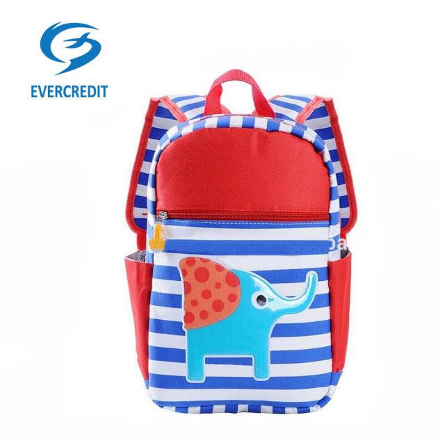 Lovely, stylish kid backpack bag/child school bag