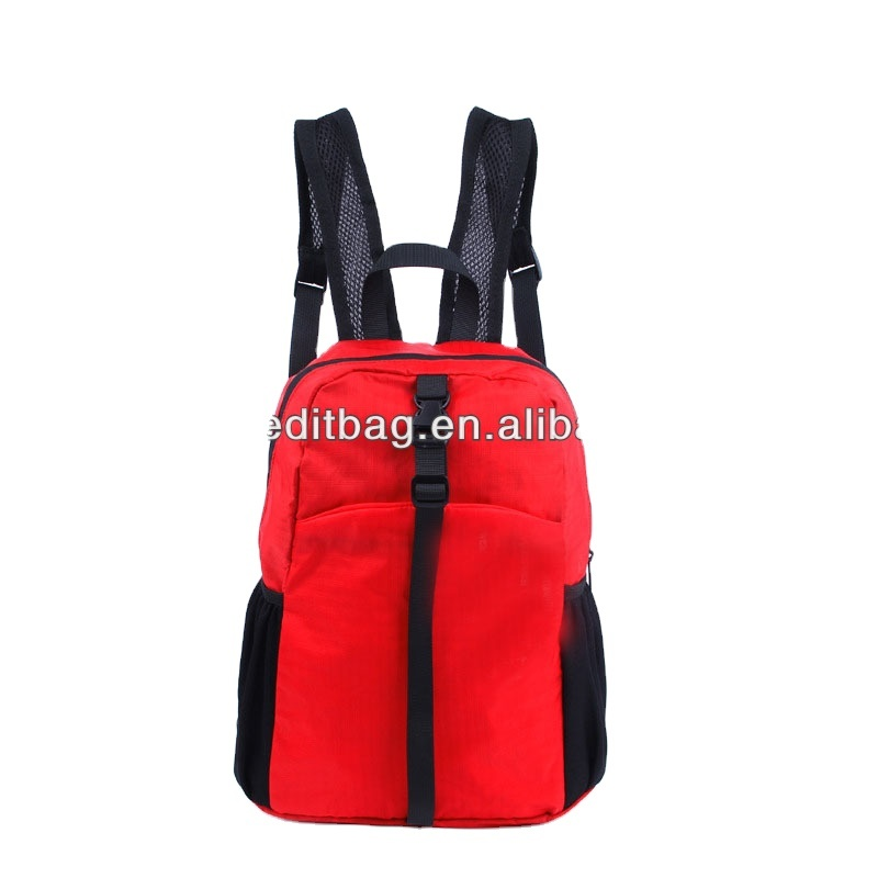 Promotional Cheap Foldable Backpack China Supplier