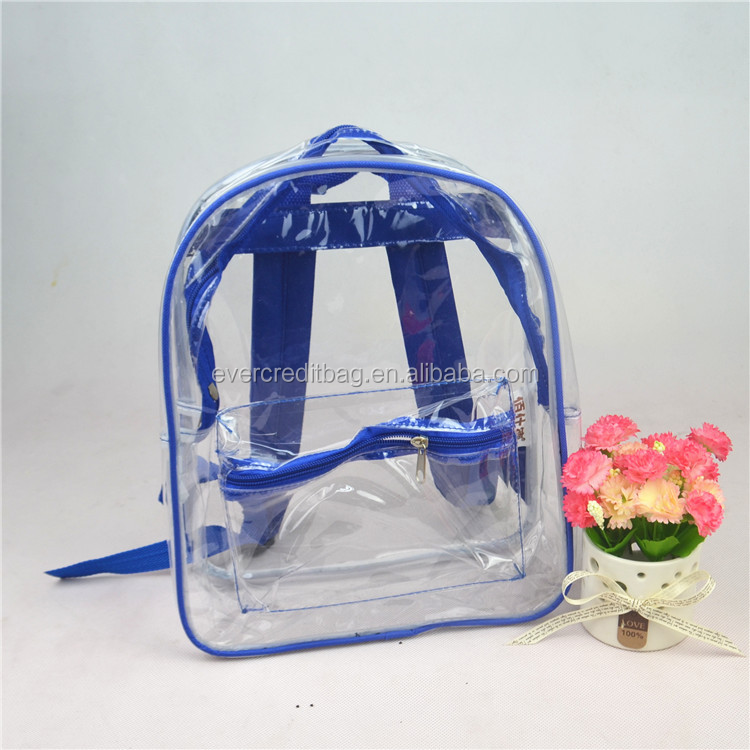 Mini Kids Backpack Clear Backpack