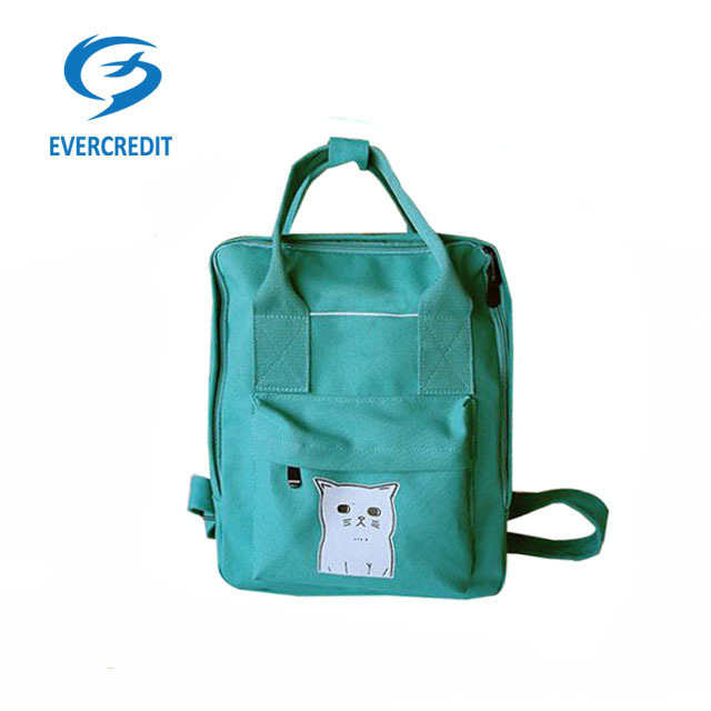 latest canvas backpack custom back packs
