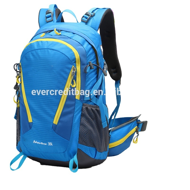 Travel Outdoor waterproof travel Sport Backpack 35L