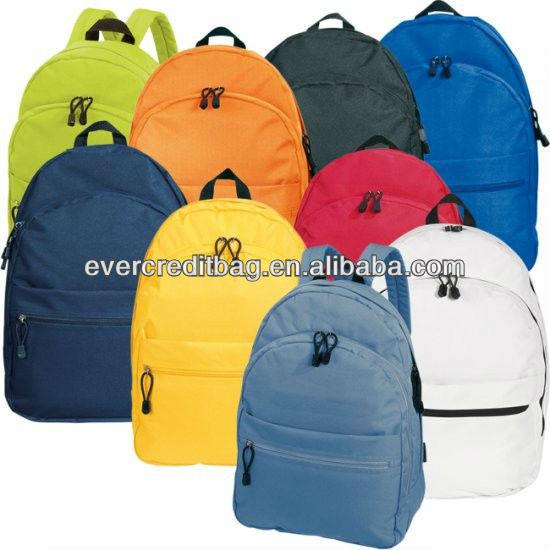 Simple Nylon backpack Best Promotion Item