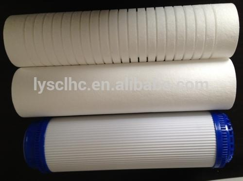 Leader Supplier 10 inch water filters cartridge for household purifier