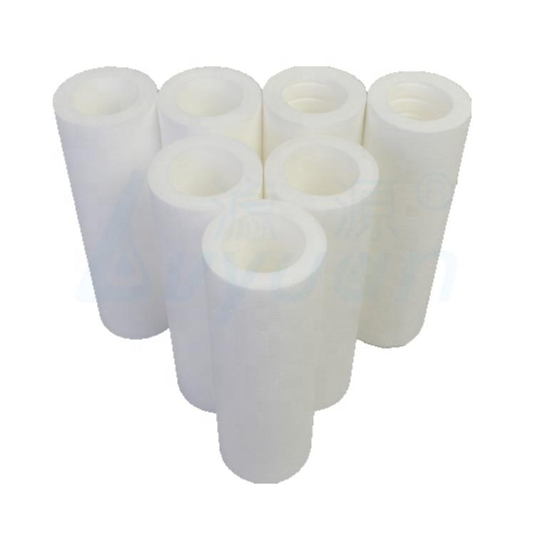 The sediment cartridge filterprices with 10 20 30 40 inch for domestic water filters