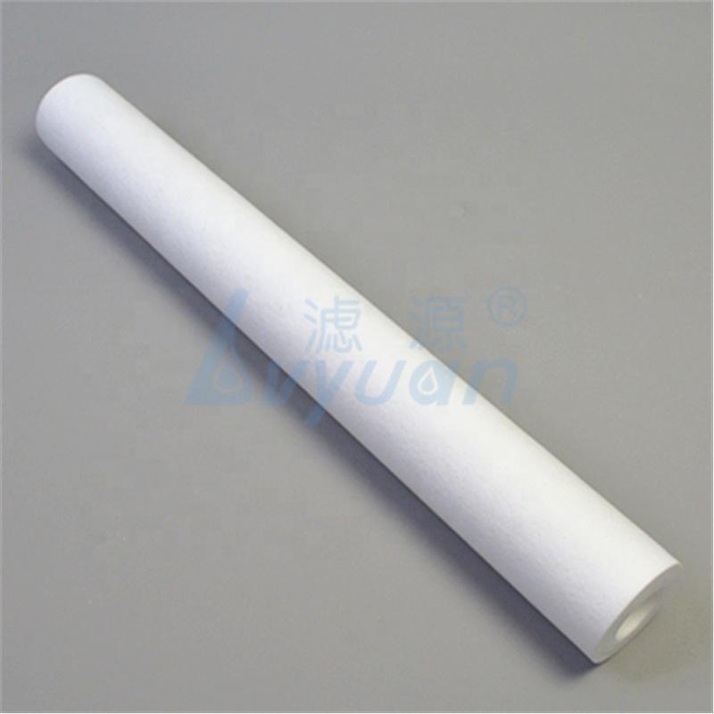 Industrial PPF water cartridge filter big blue 5 micronspolypropylene spun filter