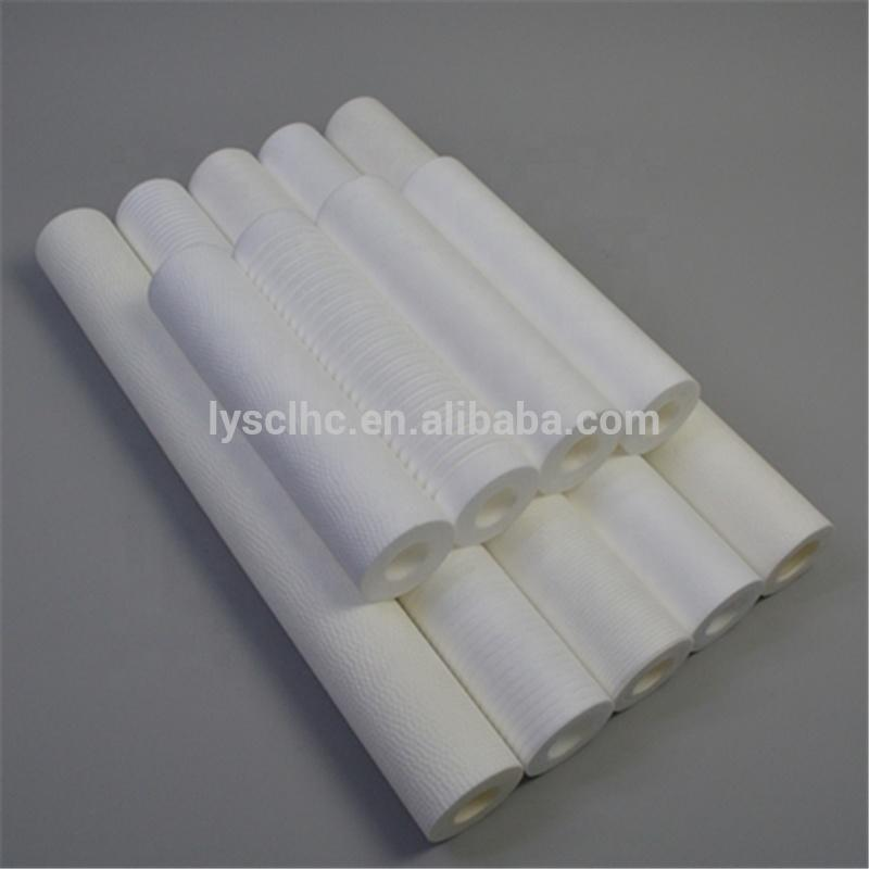 OEM Professional Poly Spun bonded filters PP melt blown cartridge