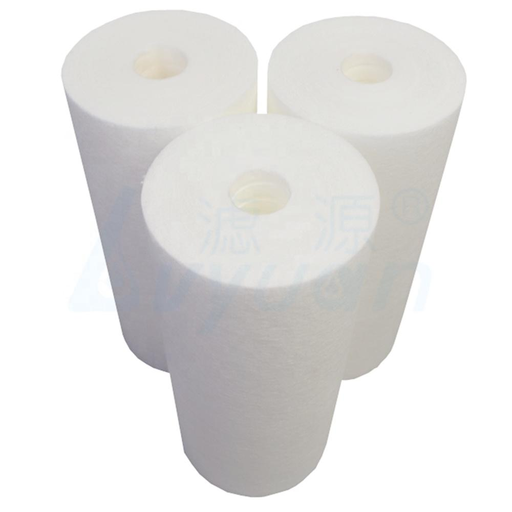 10 inch customized Double precision pp water filter cartridge filter sediment for water filter