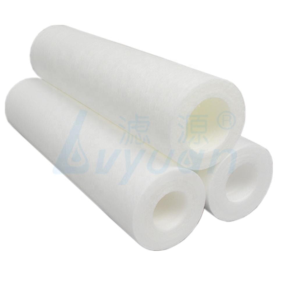 China suppliers water treatment filters pp melt blown filter cartridge 10 20 inchfor water filters