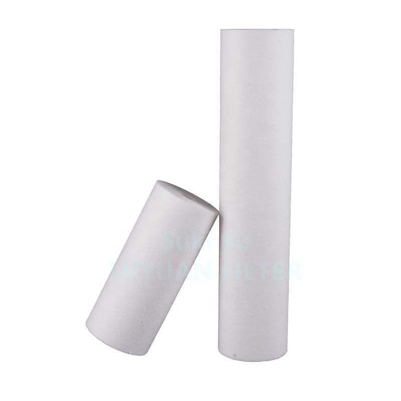 10 20 inch Jumbo Big PP melt blown filter making machine 1 to 100 micron Cartridge