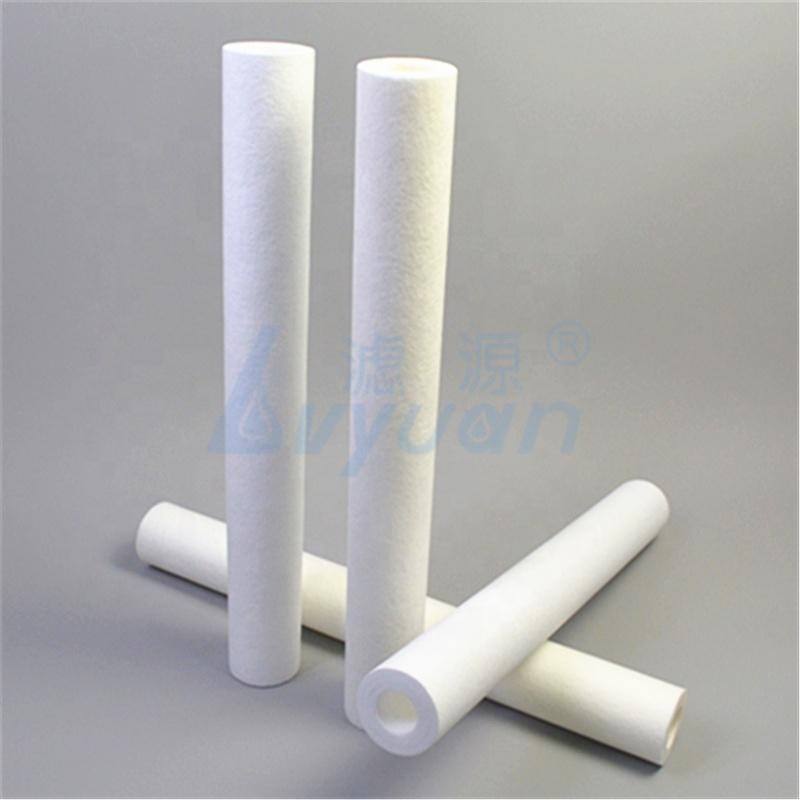 Cartridge Filter Water 40'' inch pp melt blown sediment filter