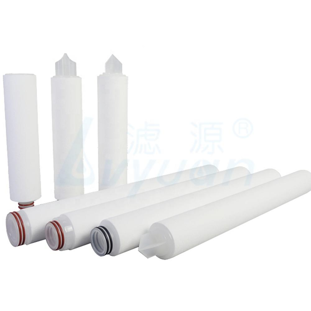 1 5 10 20 25 50 75 100 150 micron pp water filter cartridge with pp filter core