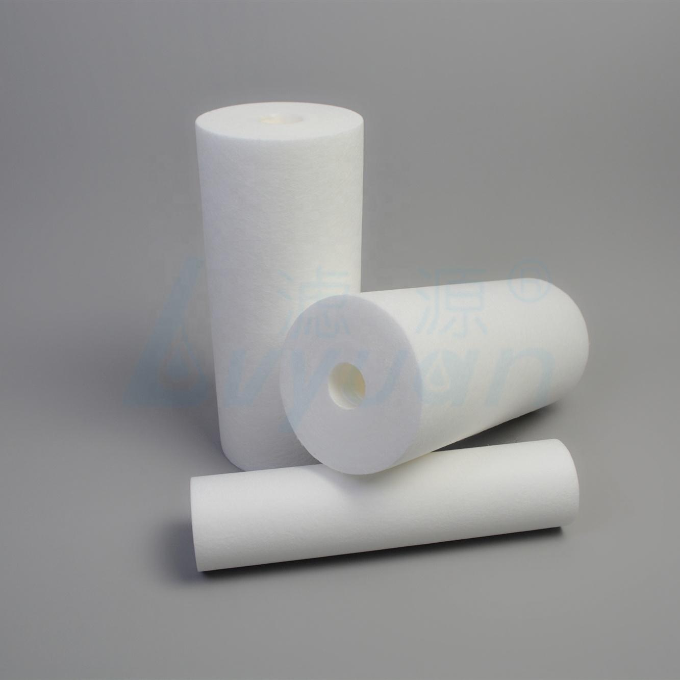 1 5 10Micron Filter Cartridges PP Sediment Filter for Industrial Water