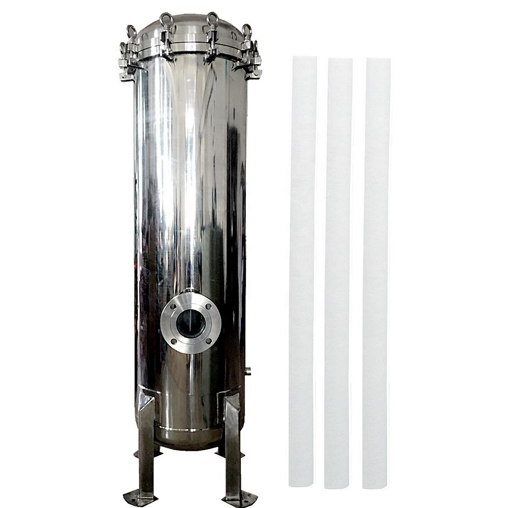 10 20 30 40 inch pp filter cartridge for water filters machine