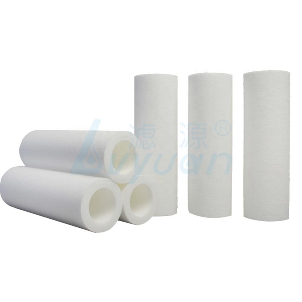 1 box /50/pcs 10inch *2.5inch polypropylene melt blown filter cartridge/pp sediment water filter cartridge