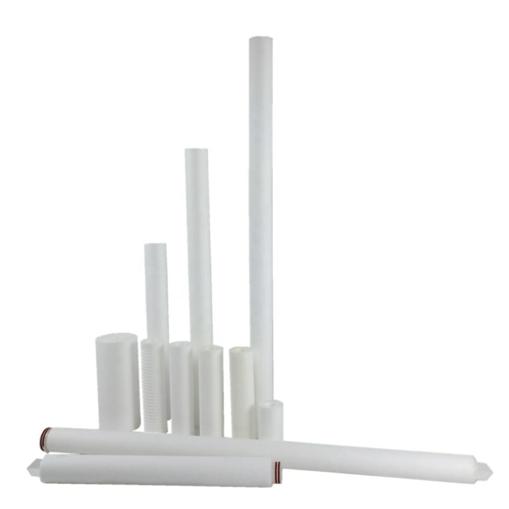 5 micron 20 inch pp melt blown filter sediment water cartridge filter for waterfilters