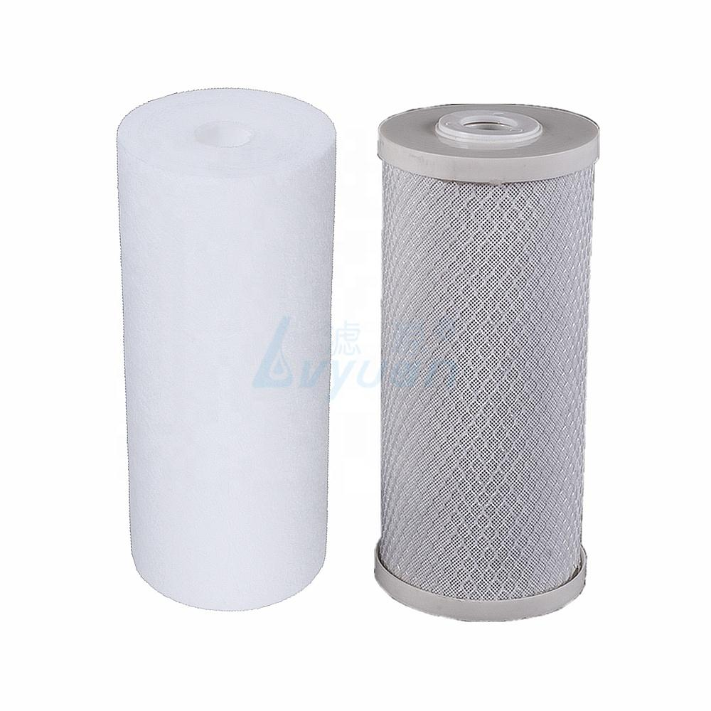 water purification systems filters jumbo 10 20 inch pp spun filter cartridge 50 micron
