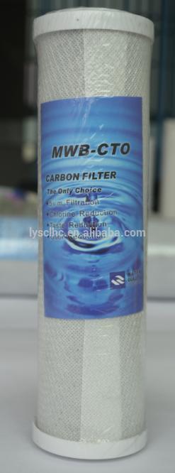 Best Quality filtro carbon activado agua filtros de sedimento PP