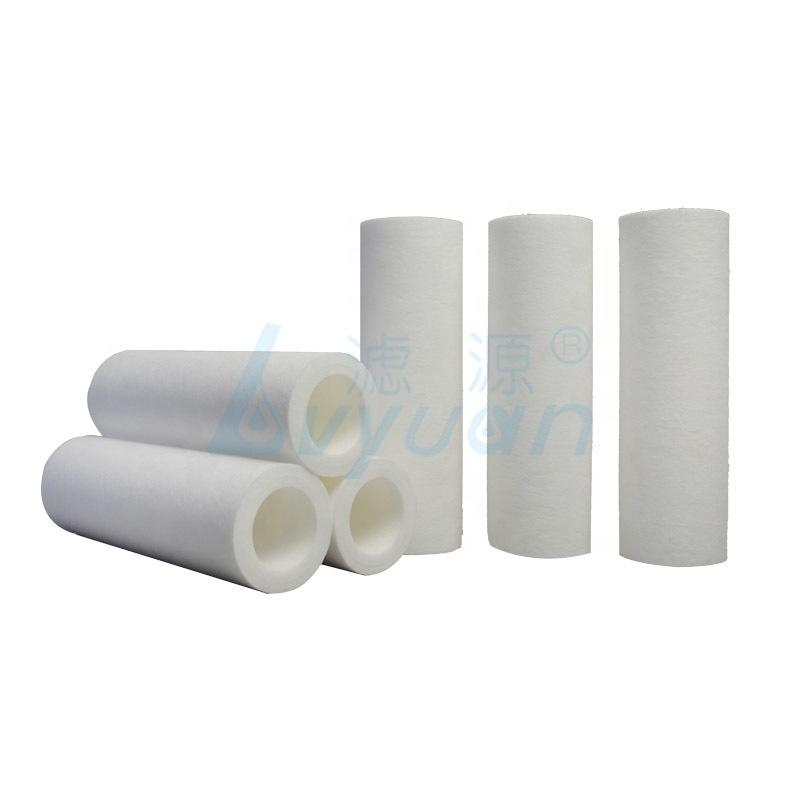 10 20 30 40 Inch PP Melt Blown Filter Cartridge/sediment filter 1micron 5 micron for Water Filter