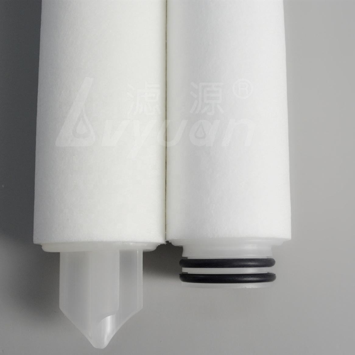 10 20 30 40 inch pp sediment melt blown filter /water cartridge for industrial filtration