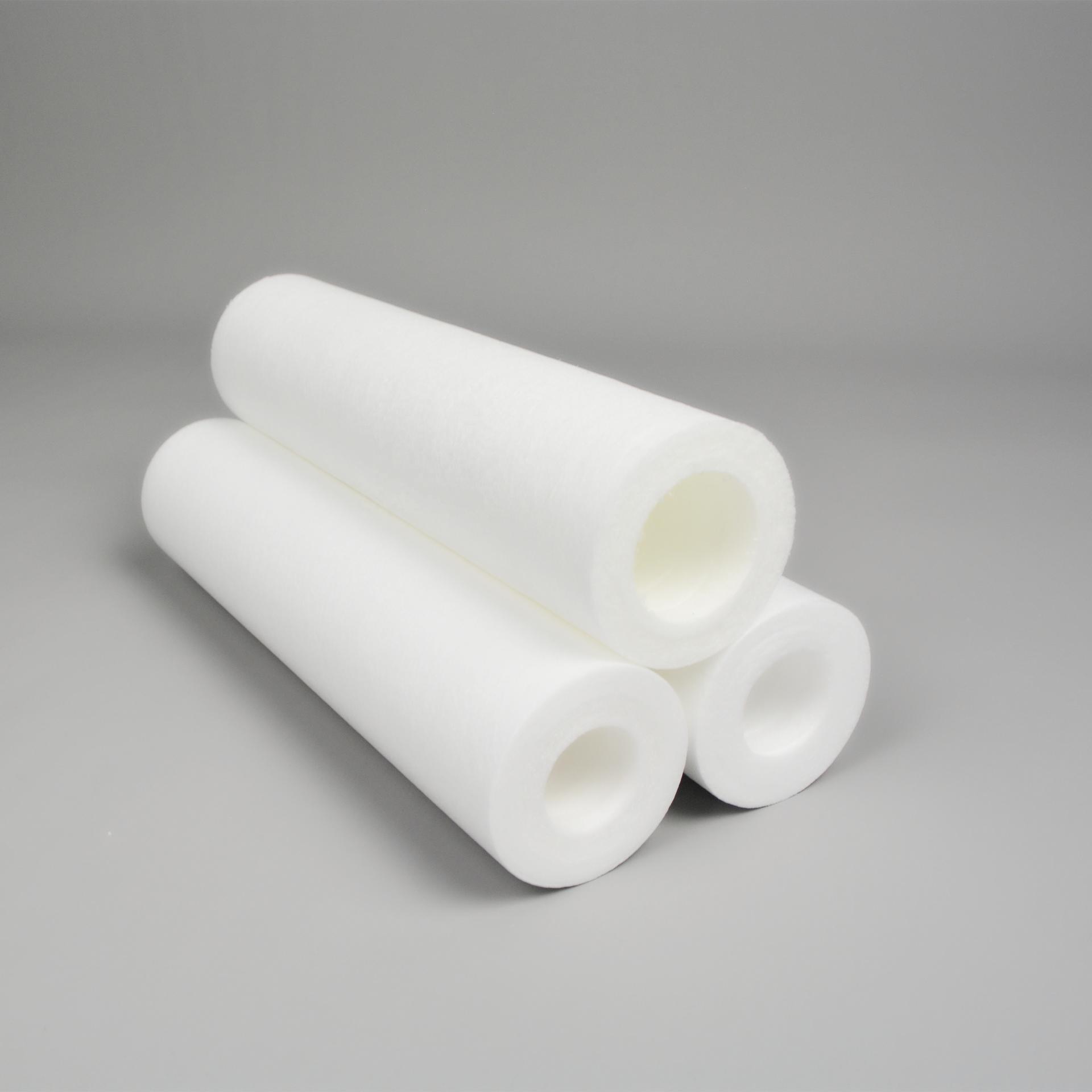 10 20 30 40 inch water purifier replacement pp sediment filter /DOE pp water filter melt blown filter cartridge