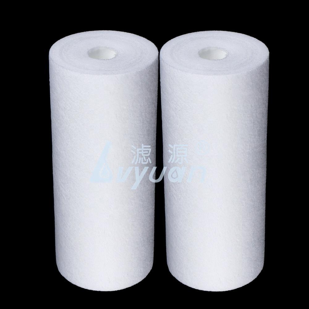 jumbo size water filter cartridge for water filter 5 micron big blue